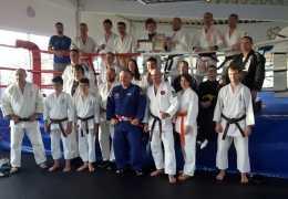 Lehrgang bei Robert Stiglitz Martial Arts 2019